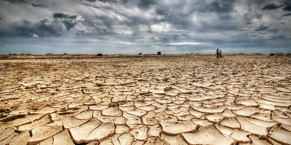 A escassez de água é nossa culpa?